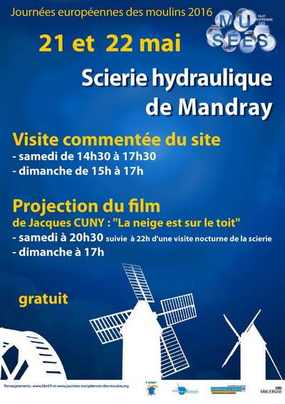 affiche 2016 Mandray